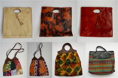 Handcrafted Tote Bags from Ghana