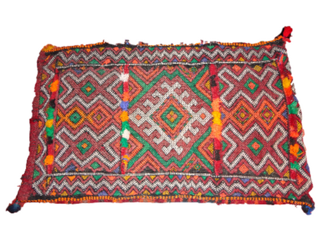 Moroccan Pillowcase