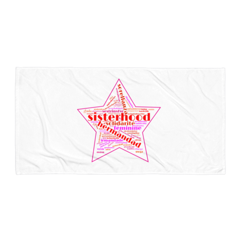 Sisterhood Beach Blanket