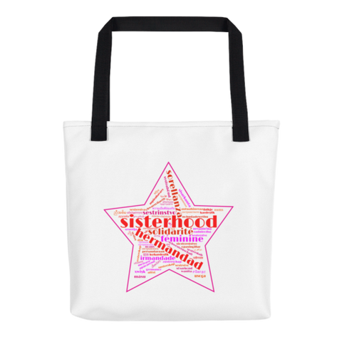 Sisterhood Tote bag
