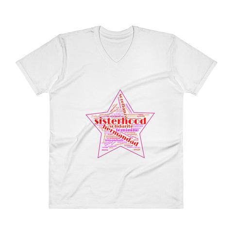 Sisterhood V-Neck T-Shirt