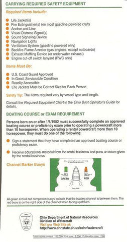 Temporary Boaters License | Best Coast Water Sports | | Jet