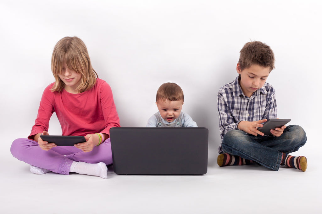 Does Your Child's Screen Addiction Seem to Know No Bounds?