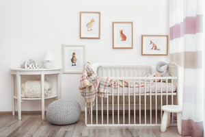 How Should I Organize Baby's Room So That Everything Fits?