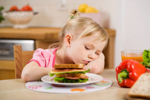 Why Your Child Has No Appetite at Meals?