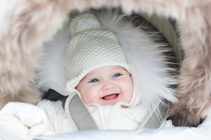 8 Tips to Protect Your Baby's Skin In the Winter