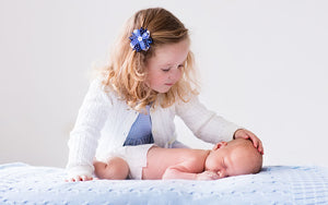 Companionship with your baby early on helps prepare them for the future ahead