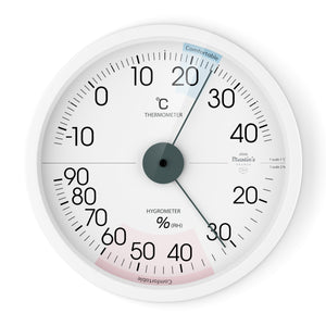 Little Martin's Baby Room Themo Hygrometer