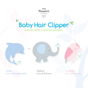 Little Martin's Baby Hair Clipper