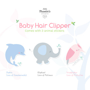 Little Martin's Baby Hair Clipper (Pink)