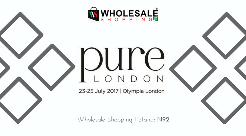 View our Collections at Pure London, 23 - 25 July 2017
