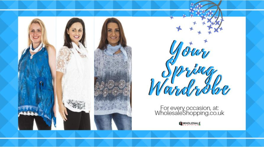 NEW Spring Collections & Offers!