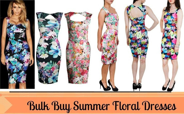 HUGE SAVINGS ON SUMMER DRESS MULTIPACKS