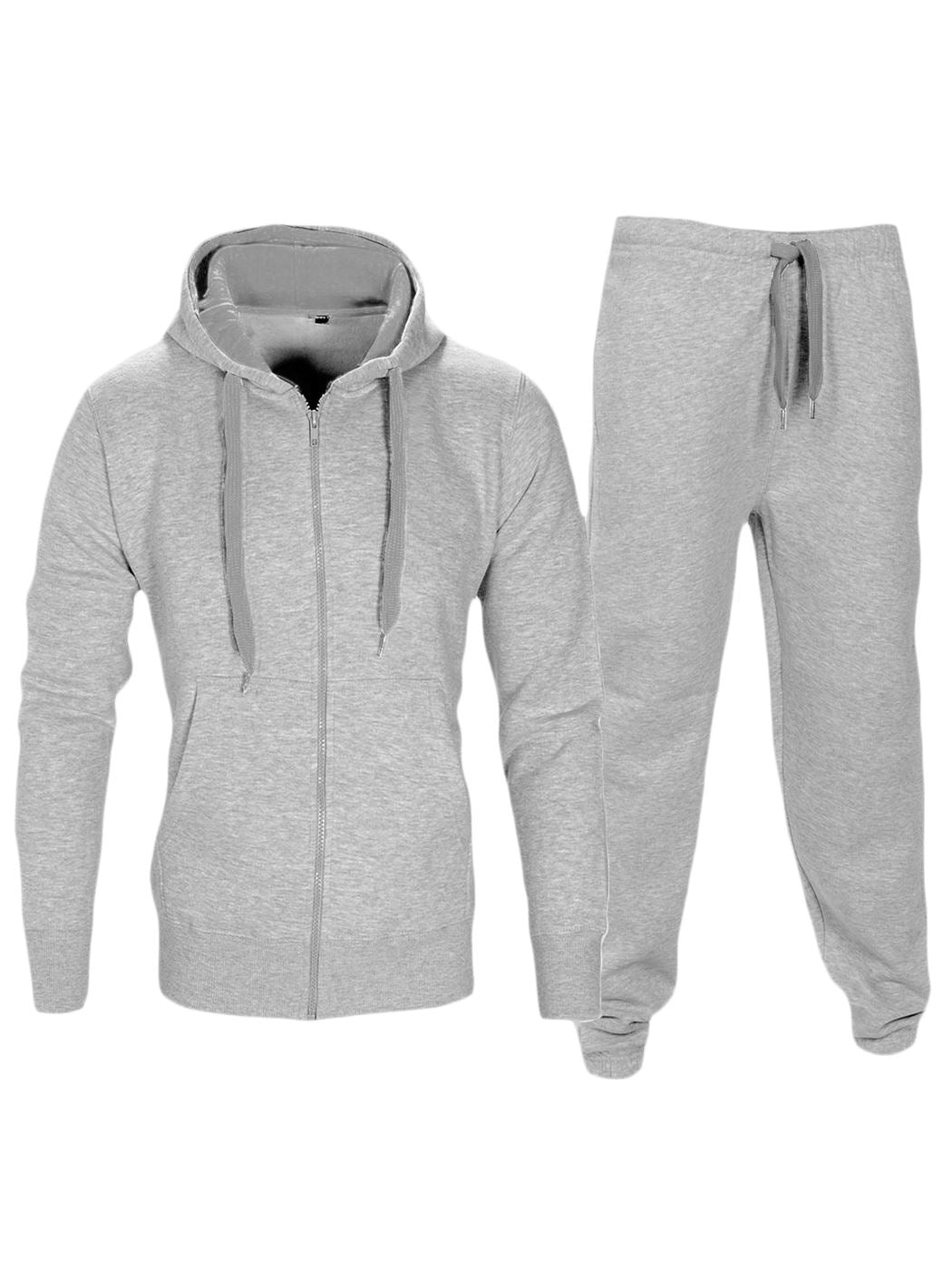 Wholesale Drawstring Fleece Set Hoodie Top Bottoms Tracksuit (Pack Of 8)