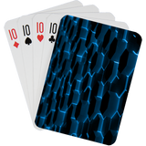 Stock Playing Card Deck - Pattern1
