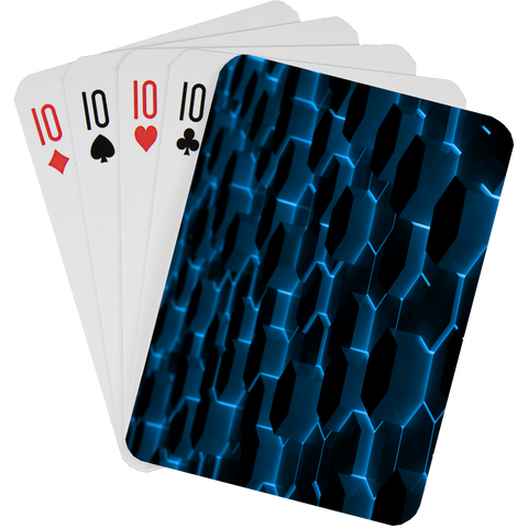 Stock Playing Card Deck - Pattern1 - PlayingCardsNow.com