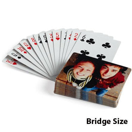2. Bridge Size Deck of Cards