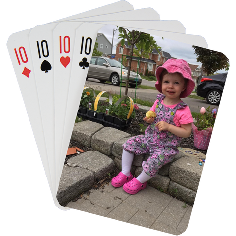 2. Bridge Size Deck of Cards - PlayingCardsNow.com