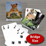 Bridge Size Deck of Cards - PlayingCardsNow.com