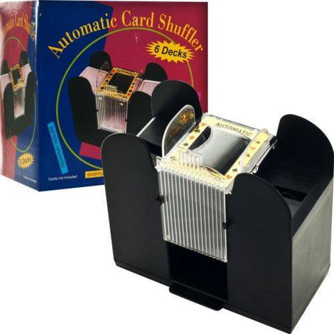 6 Deck Card Shuffler - PlayingCardsNow.com