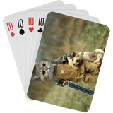 Stock Playing Card Deck - Cute6