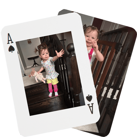 3. Custom Both Sides Deck of Cards (Poker Size) - PlayingCardsNow.com