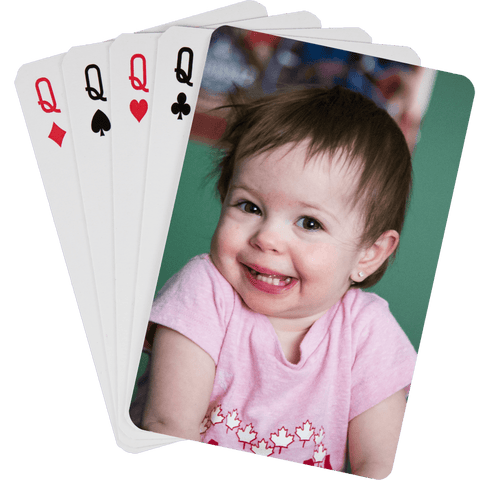 1. Poker Size Deck of Cards - PlayingCardsNow.com