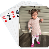 1. Poker Size Deck of Cards