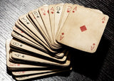 Stock Playing Card Deck - Vintage1 - PlayingCardsNow.com