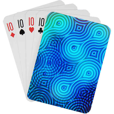 Stock Playing Card Deck - Pattern2 - PlayingCardsNow.com