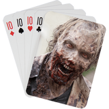 Stock Playing Card Deck - Zombies2 - PlayingCardsNow.com