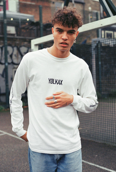 Long Sleeve Moscow T-Shirt - Yolkax Clothing T-Shirts, Yolkax, Yolkax Clothing