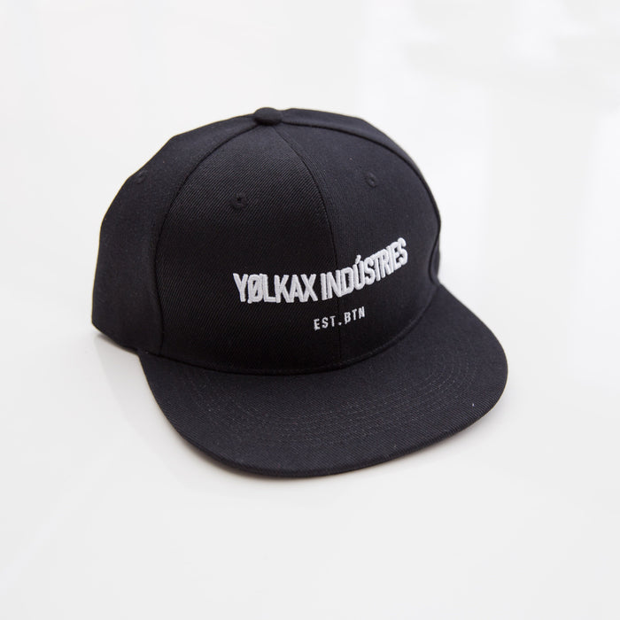 Brighton Snapback - Yolkax Clothing Headwear, Yolkax Clothing, Yolkax Clothing