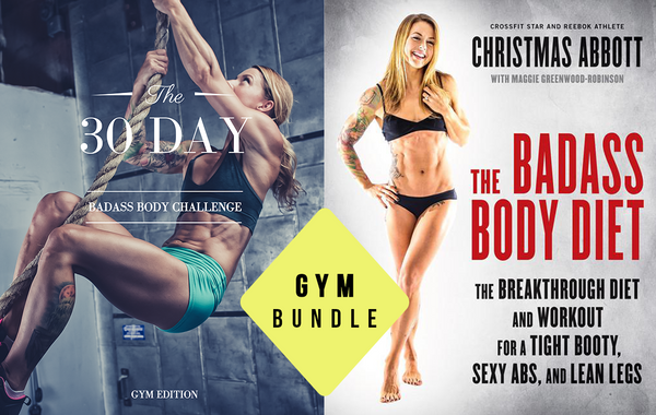 Christmas Abbott Workout.Gym Challenge Bundle