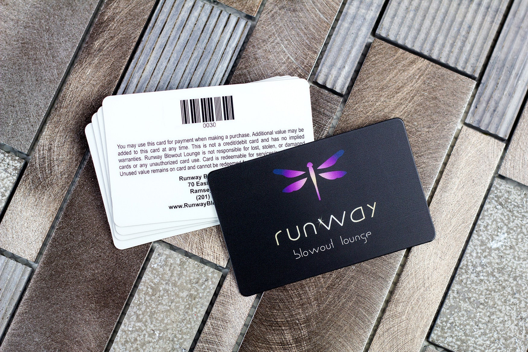 Custom Printed Plastic Gift Cards for your POS software – Booker ...