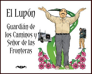 Lupón- Guardián de Los Caminos - 2GoodLuck & My Jaguar Books