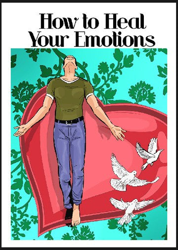 How To Heal Your Emotions. - 2GoodLuck & My Jaguar Books