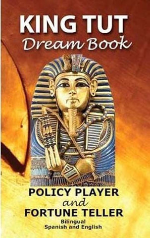 King Tut Dream Book / Libro de Sueños del Rey Tut - 2GoodLuck & My Jaguar Books