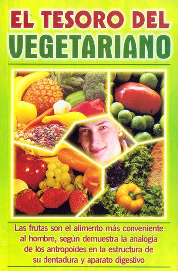 El Tesoro del Vegetariano - 2GoodLuck & My Jaguar Books