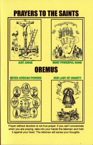 Oremus: Prayers To The Saints - 2GoodLuck & My Jaguar Books