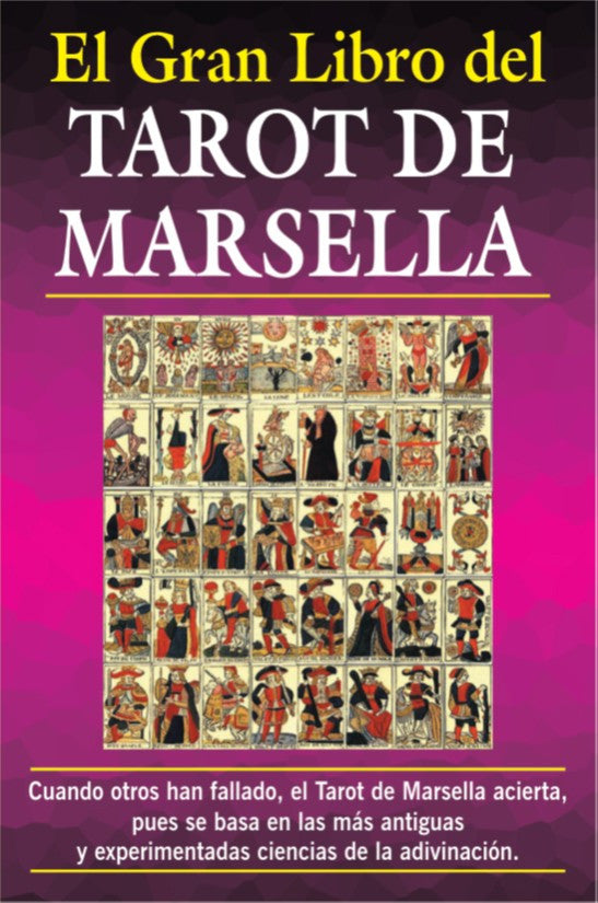 El Tarot de Marsella - 2GoodLuck & My Jaguar Books