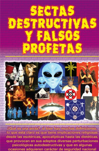 Sectas Desctructivas y Falsos Profetas - 2GoodLuck & Jaguar Books