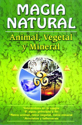 Magia Natural - 2GoodLuck & My Jaguar Books