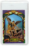 St. Michael Archangel Prayer card / Tarjeta de San Miguel Arcángel