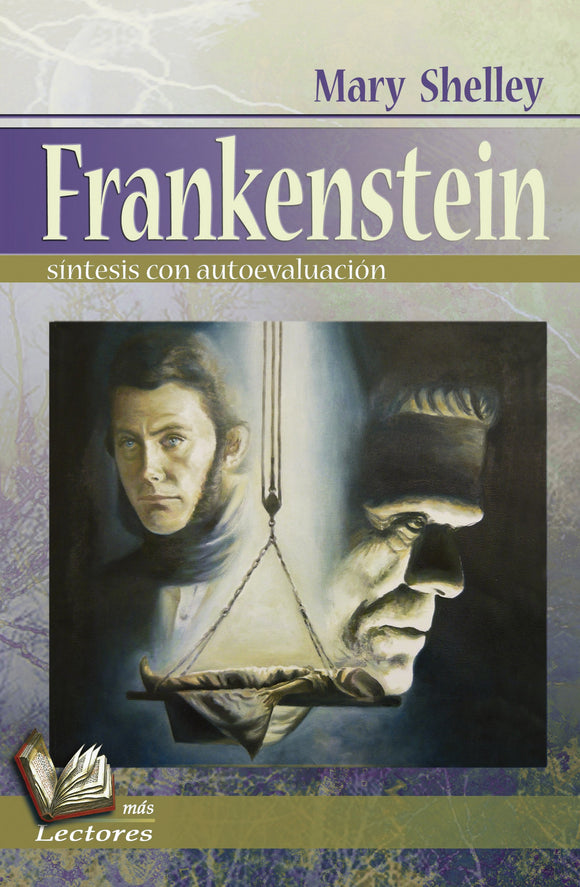 Frankenstein, por Mary Shelley - 2GoodLuck & My Jaguar Books