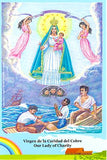 Set of Six Our Lady of Charity Postcards - Set de 6 Postales de la Virgen de la Caridad del Cobre