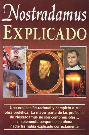 Nostradamus Explicado - 2GoodLuck & My Jaguar Books