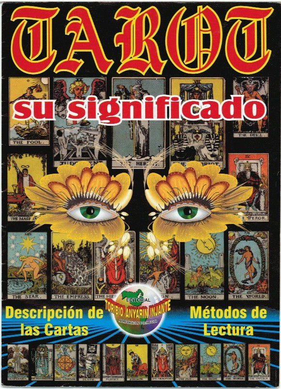 Tarot, su Significado - 2GoodLuck & My Jaguar Books