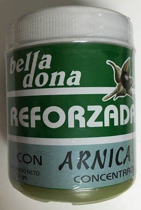 Arnica and Belladona Ointment / Pomada de Arnica con Belladona - 2GoodLuck & My Jaguar Books
