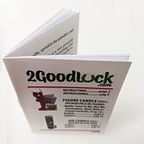 Triple Good Luck Dressed Candle Kit - Triple Suerte